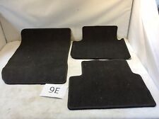 12 13 14 15 HONDA CIVIC SET OF THREE 3 CARPET CARPETS MAT MATS RUGS RUG OEM L 9E