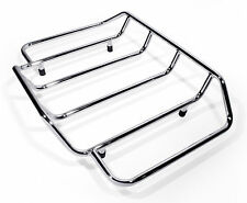 Porte BAGAGE F. top case Harley-Davidson tourer E-Glide road king tour pak Chrome