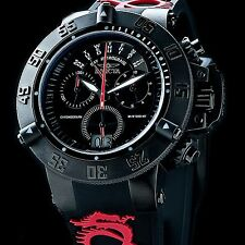 @NEW Invicta Men's Subaqua Noma III Swiss Quartz Chronograph 0877 Red Dragon 3