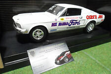 FORD MUSTANG COBRA JET SS/EA 1/18 AMERICAN MUSCLE ERTL 29141P voiture miniature
