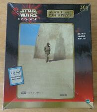 STAR WARS Episode 1 ANAKIN SKYWALKER Movie Poster Jigsaw PUZZLE vintage 1999