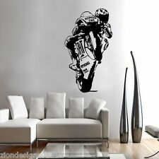 JORGE LORENZO 99 WALL ART 01 motorcycle racer decal graphic adhesive UNIQUE