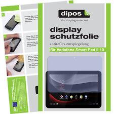 2x Vodafone Smart Pad II 10 Pellicola Prottetiva Antiriflesso Proteggi Schermo