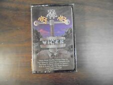 "NEW SEALED ""Kick Acxe"" ""Vices"" Cassette Tape (G)"