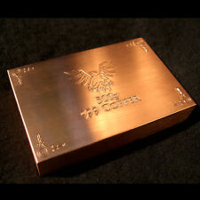 500g lingot de CUIVRE Copper | Copper Bullion Bar ◄◄