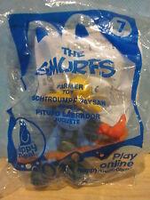 2011 McDonalds The Smurfs Farmer Smurf #7