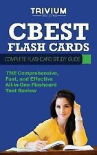 CBEST Flash Cards : Complete Flash Card Study Guide (2013, Paperback)