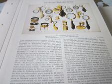 Nürnberg Archiv 6 Industriekultur 6001c Musterbuch optischer Erzeugnosse 1840