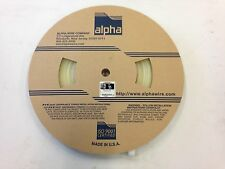 AlphaWire  FIT-221-1/2 Heat Shrink Tubing - Clear - Full Roll - 150 ft