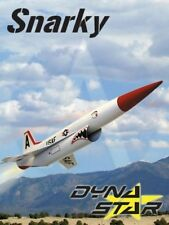 Dynastar Flying Model Rocket Kit Snarky  5030