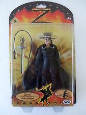 zorro colpo di frusta whirlwind whipping action figure azione 2005 gig NCR00440