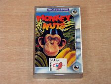BBC Model B / Acorn Electron - Monkey Nuts by Bug Byte