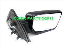 2011-2014 Ford F150 Right Passenger Side View Black Power Mirror OEM NEW Genuine
