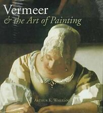 Vermeer and the Art of Painting by Arthur K. Wheelock (Hardback, 1995) fine copy