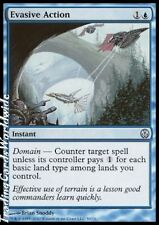 4x evasive Action // nm // dd: phyrexia vs. the coalition // Engl. // Magic
