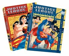 NEW Justice League, Seasons 1-2 (DC Comics Classic Collection) (DVD)