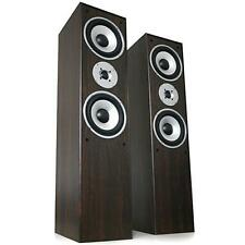 NEW 700W TOWER SPEAKERS HIFI HOME CINEMA FLOOR STANDING 3-WAY LOUDSPEAKER PAIR
