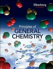 Study Guide for Principles of General Chemistry by Martin Silberberg, 3rd Ed.
