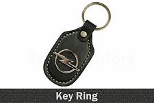 Opel Vauxhall Leather Key Ring Key chain Key fob Keyring Keychain Keyfob