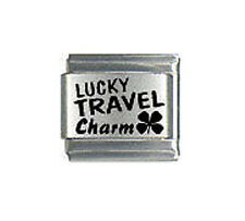 9mm Classic Size Italian Charms L68 Lucky Travel  Charm