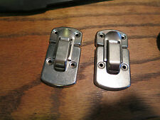 vintage Kennedy Latch set Latches for Snap-on machinist tool box cabinet case