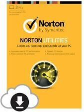 Norton Utilities 16.0 - 3 PCs / 1-Year Coverage. Key Card Only