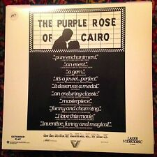 The Purple Rose Of Cairo -  Laserdisc  Buy 6 For Free Shipping
