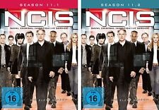 6 DVDs * NCIS - STAFFEL / SEASON 11 (11.1 + 11.2) ~ MB IM SET - NAVY # NEU OVP +