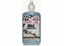 FINISH LINE KRYTECH WAX CYCLE BIKE CHAIN LUBE LUBRICANT   4oz 120ml BOTTLE