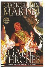 Game of Thrones 2 A Dynamite 2011 FN VF George R R Martin Alex Ross