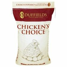 Duffields Chickens Choice Layers Pellets - High Protein 20KG