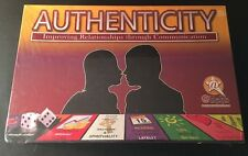 Authenticity Relationship Marriage Dating Board Game OOP HTF (Read)