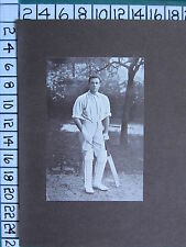 1909 PRINT ~ Warren Bardsley Australian test cricketer by Thomas Henry