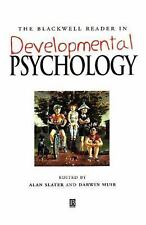The Blackwell Reader in Developmental Psychology (1999, Paperback)