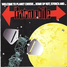 BATMOBILE - PLANET CHEESE CD PSYCHOBILLY ES-FEIV GODLESS WICKED CREEPS METEORS