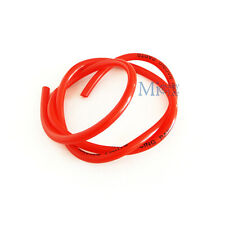 Red 5mm Fuel Line Hose Tube Fit Honda Yamaha Suzuki Kawasaki Quad Motorcycle