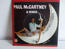 PAUL MCCARTNEY / WINGS Juniors farm 2C004 05572