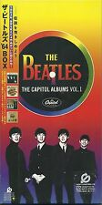 Beatles,The The Capitol Albums Vol. 1 4 CD BOX NEU OVP Sealed Japan Import OBI