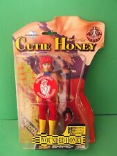 "CUTIE HONEY ""WOUNDED HONEY"" MOBY DICK TOYS 7""IN DOLLGURE FIGURE"