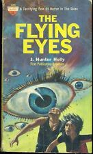 THE FLYING EYES by J. Hunter Holly (1962) Monarch SF pb 1st