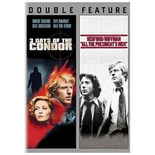 All the President Men / Three Days of the Condor, New DVDs