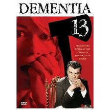 Dementia 13, Good DVD, William Campbell, Luana Anders, Bart Patton, Mary Mitchel
