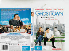 Ghost Town-2008-Ricky Gervais- Movie-DVD