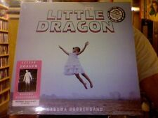 Little Dragon Nabuma Rubberband LP sealed vinyl + mp3 download