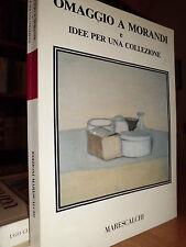 OMAGGIO A MORANDI E IDEE PER UNA COLLEZIONE - Luigi CAVALLO  -  1991