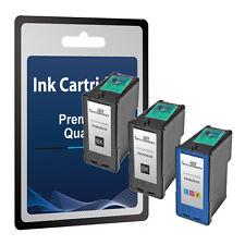 3 Ink Cartridges for Lexmark 4 & 5- X5690 X6690 Z2390 Z2490 Z2690
