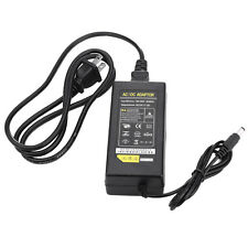 12V 5A Power Supply AC/DC Adapter For LED Strip Light CCTV Camera HUB Switches