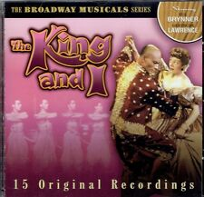 Broadway CD - The King and I