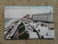 POSTCARD.BLACKPOOL.NORTH SHORE FROM HOTEL METROPOLE..POSTED TO HYDE 30.9.1907