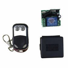 433 MHz Wireless Remote Control Switch Transmitter DC12V 10MA Relay Module JL